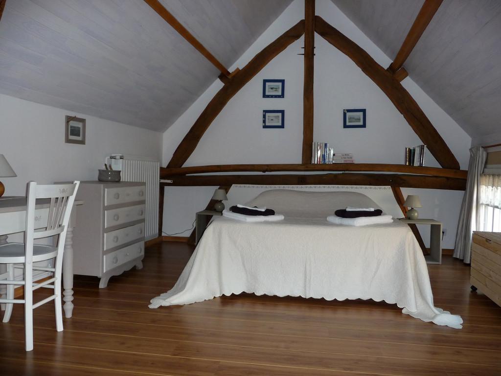 Chambre Ballade dans les dunes - Les noisetiers chambres d'hôtes au coeur du val de noye