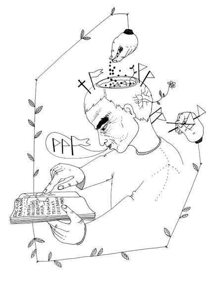 L'éducation, dessin, A4