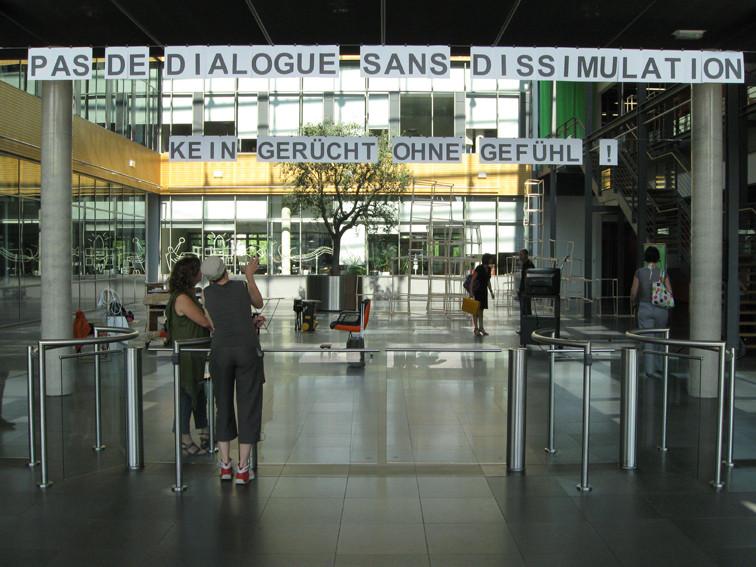 Slogan du Jour, Julien Celdran pour Dispersion Contrôlée