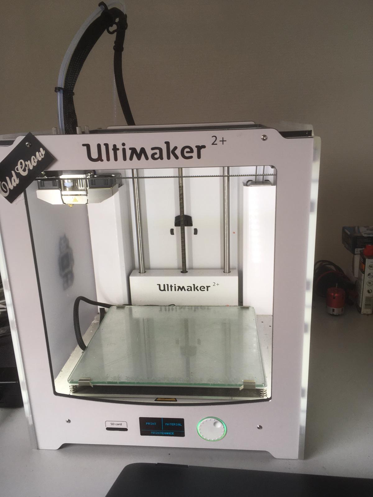3D printer Ultimaker 2+