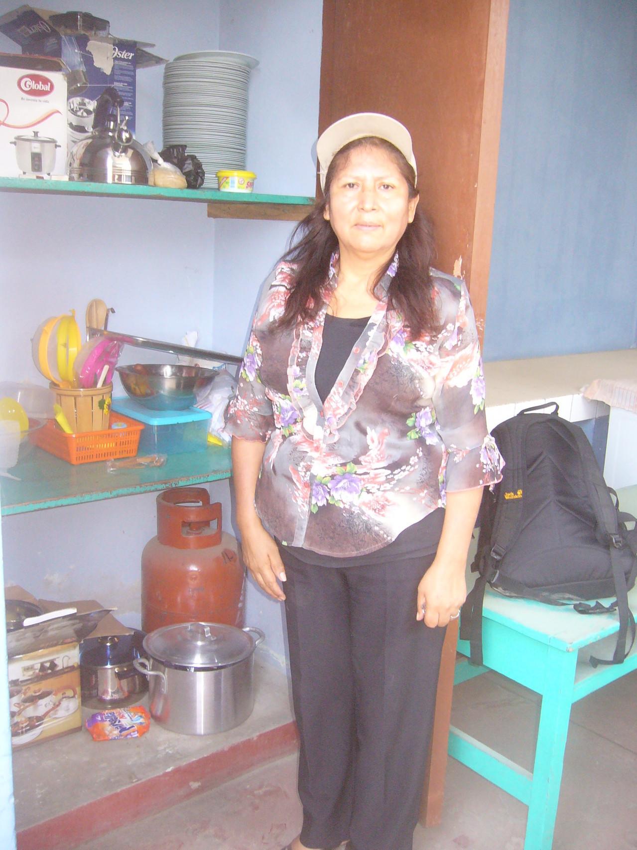 Visita a la cocina educativa
