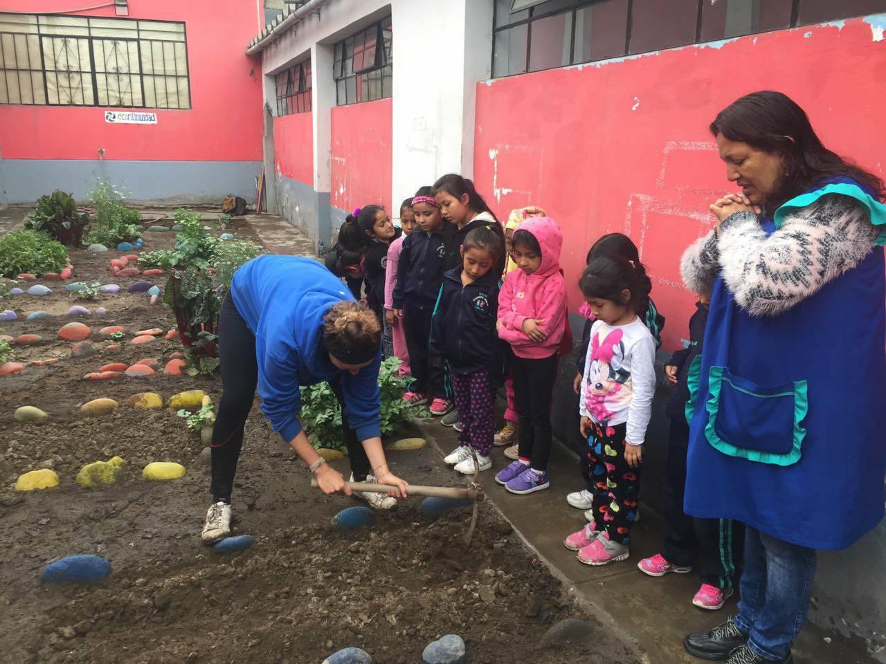 IEI. 311  Pequeños Genios – Año Nuevo – Comas – Lima. 11/10