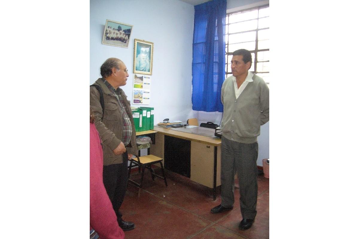 Director Héctor Enrique Silva Toribio