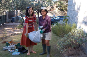 El aporte del compost, fase necesaria para convertir a una tierra en un  espacio de vida (Madrid - España)