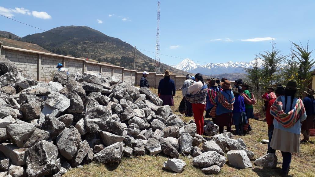 Piedras para la construcción – 06 septiembre.