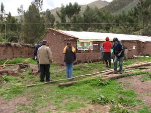 Actividades que se desarrollan en torno al Biohuerto Educativo de Matinga en los Andes (Cusco - Perú)