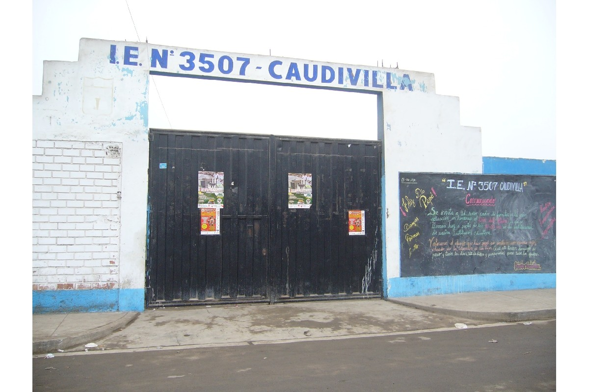 Institución Educativa Caudivilla
