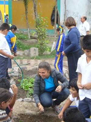 6ª Galería – 6º Grado C – Prof. Alicia Tafur Zevallos
