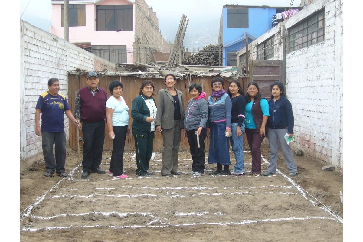 Grupo de trabajo…