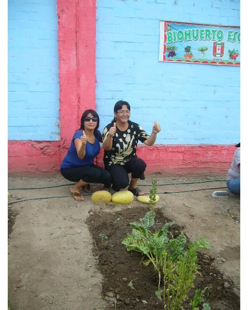 Directora y Prof. Jenny Ángeles –niños de3 años - Manzanitas