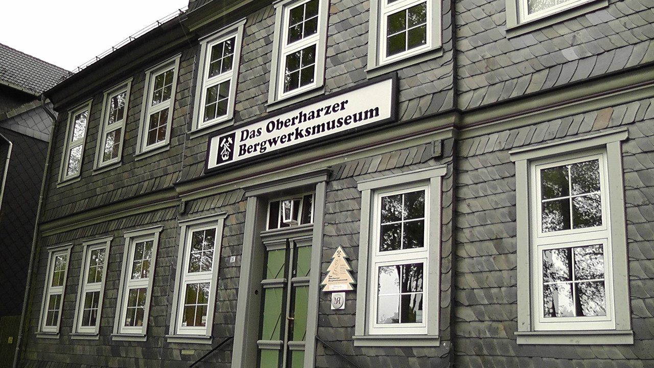 Beeindruckend war auch das Oberharzer Bergwerkmuseum.