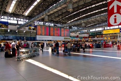 Prager Flughafen