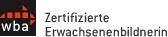 Weiterbildungsakademie Österreich: Zertifizierte Erwachsenenbildnerin