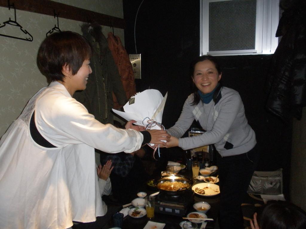 理恵ちゃん結婚おめでとう❤
