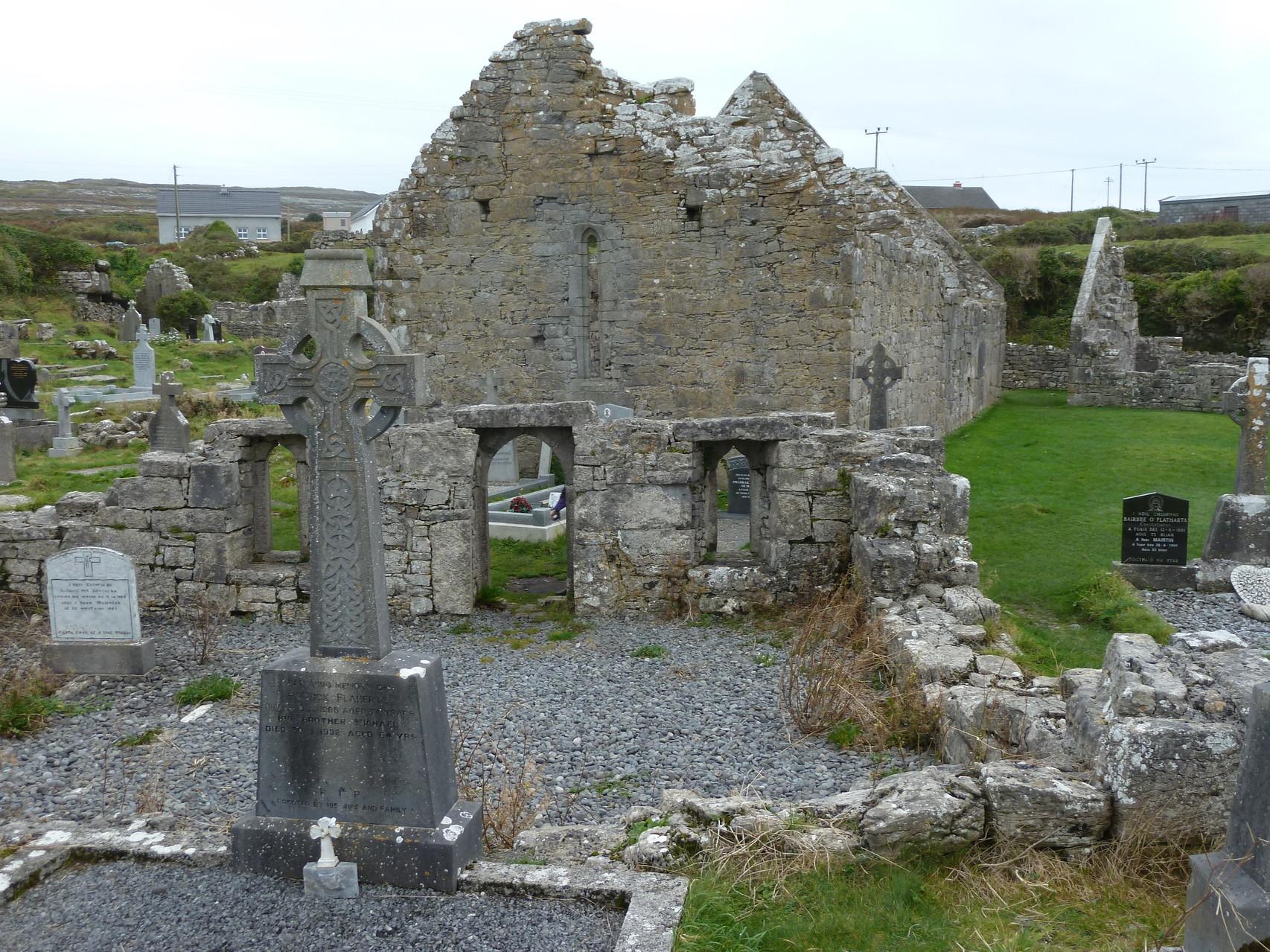 Auf der Hauptinsel Inishmore