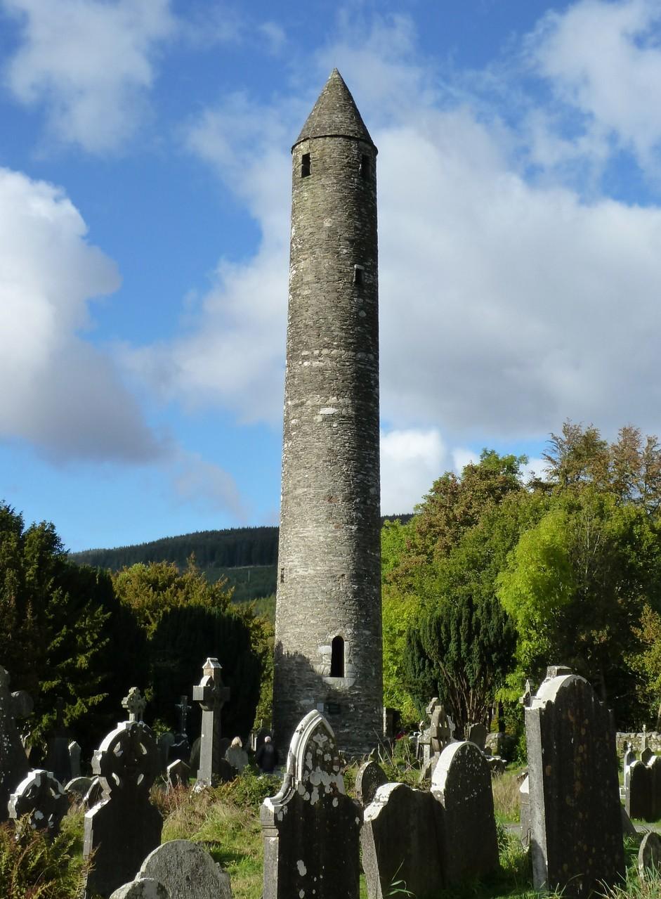 Klosterstadt Glendalough