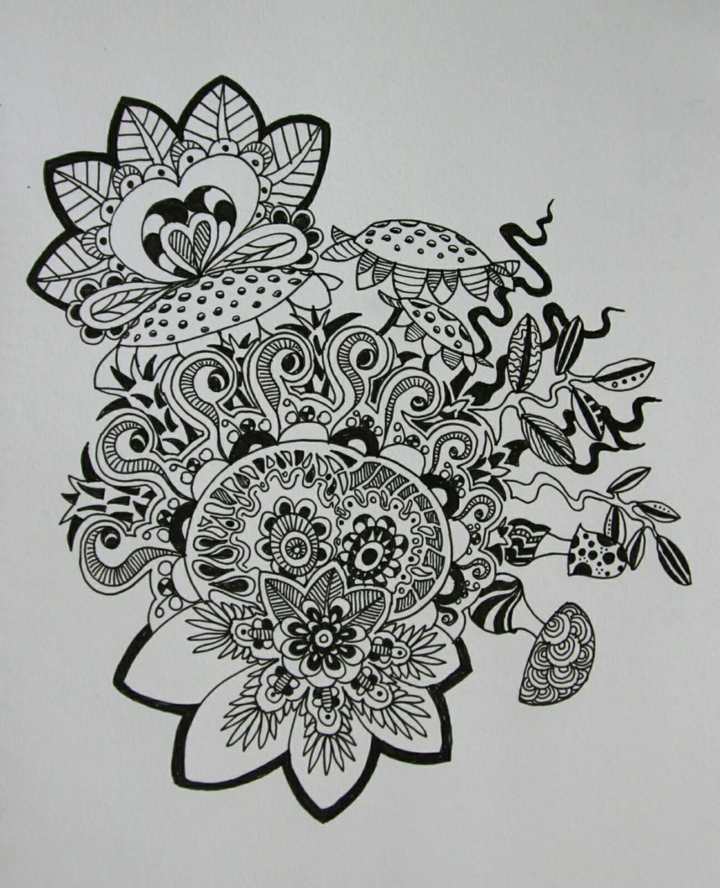 Natur (Zeichenpapier, 21x29cm)