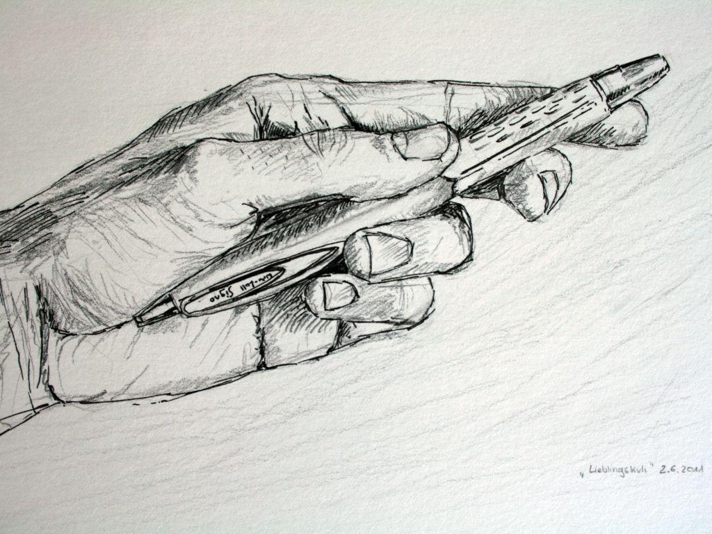 Lieblingskuli (Zeichenpapier, 21x29cm)