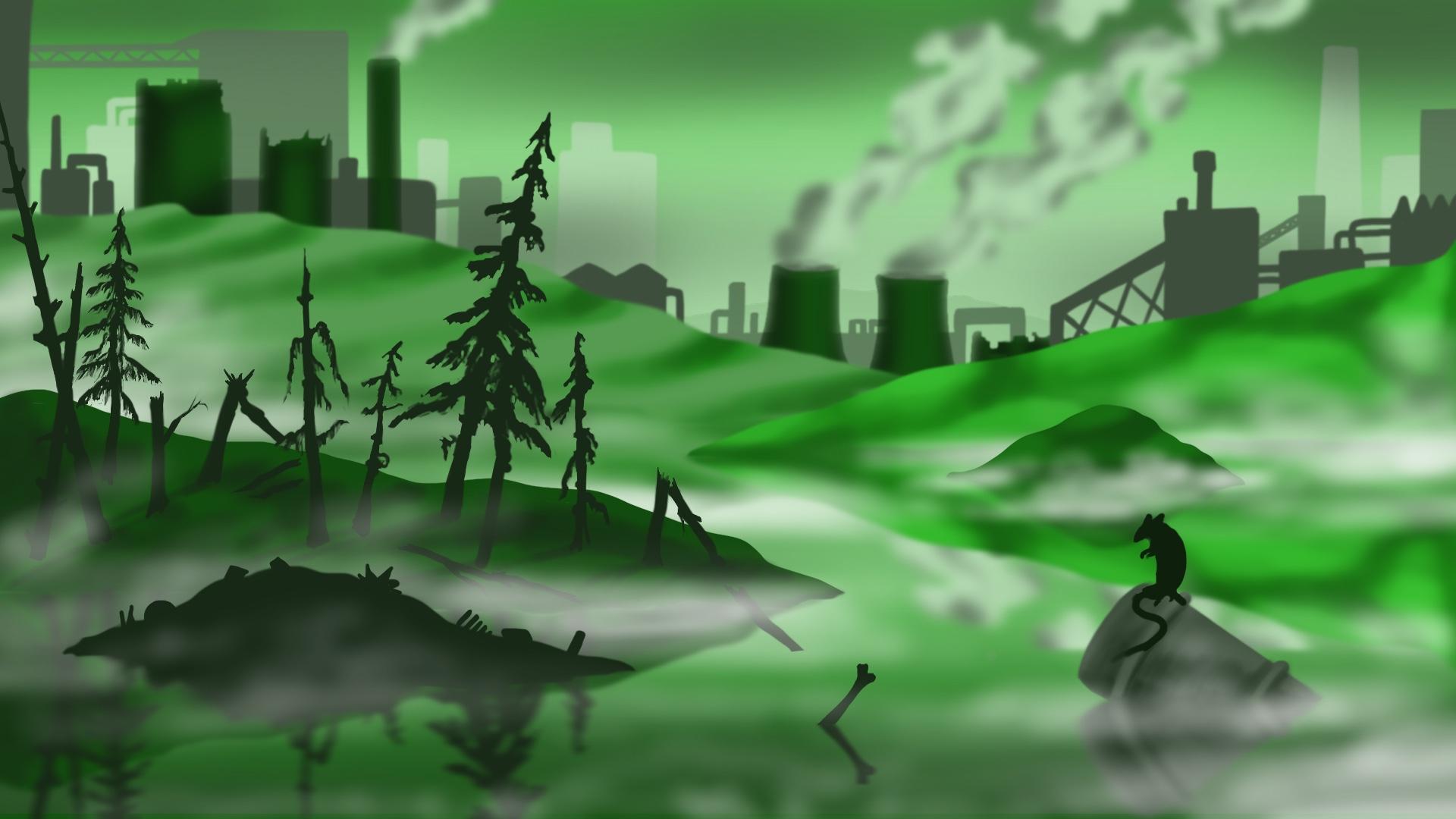 Umweltsünden