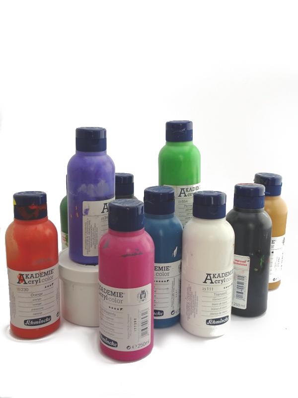 Akademie Acryl color von Schmincke (1)