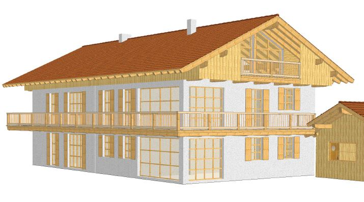 3D-Planung eines Hauses