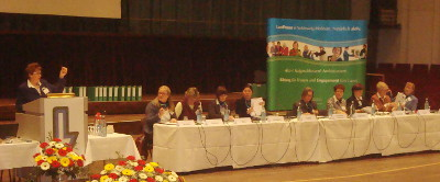 Vertreterinnenversammlung