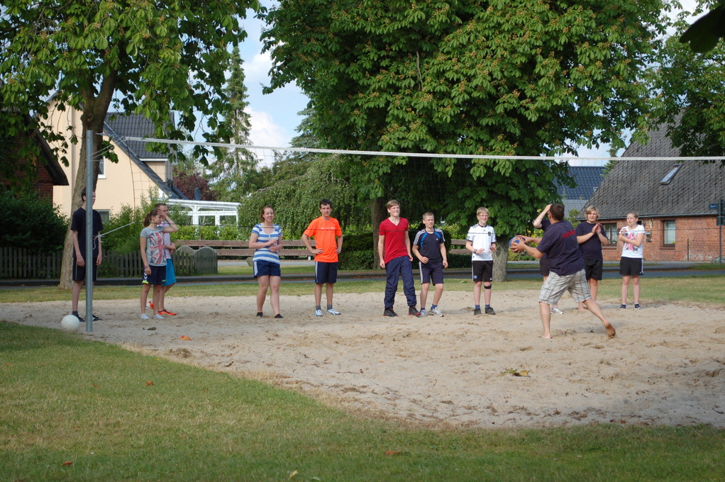 Volleyball, 07.06.2012