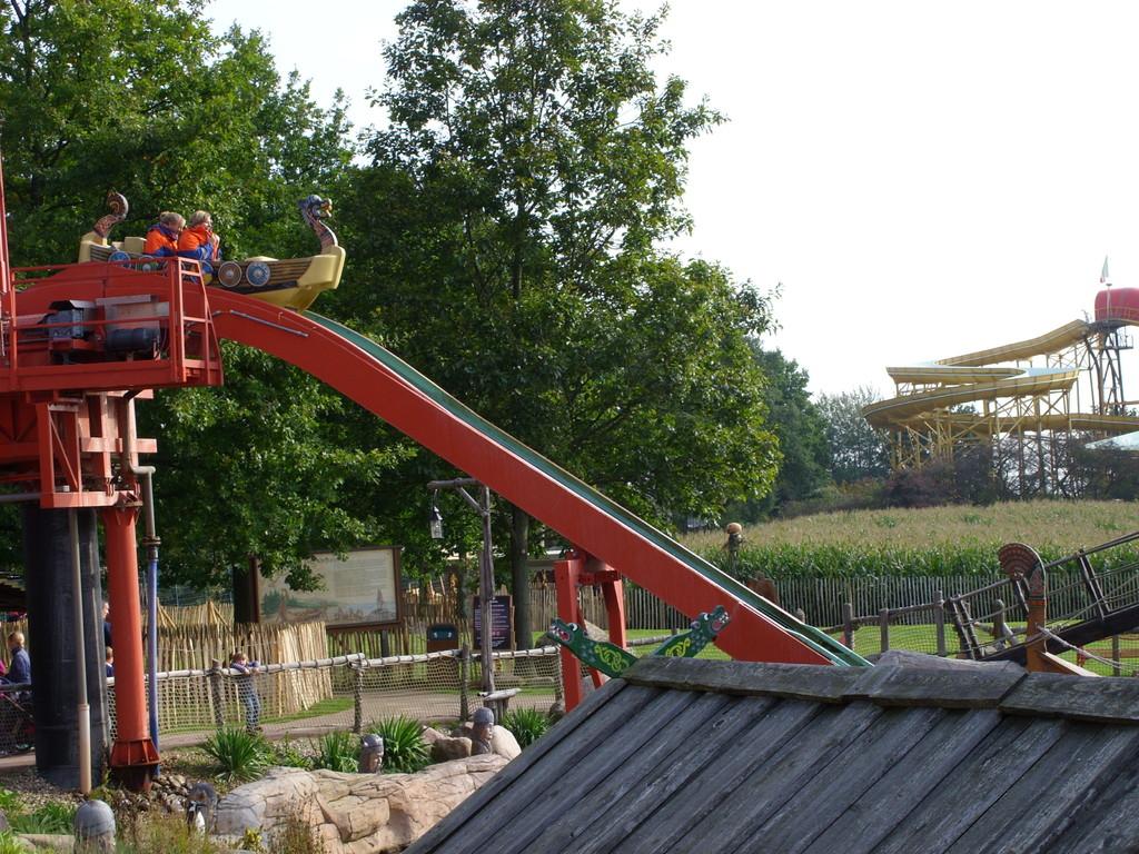 Im Hansa-Park, 24.09. 2011
