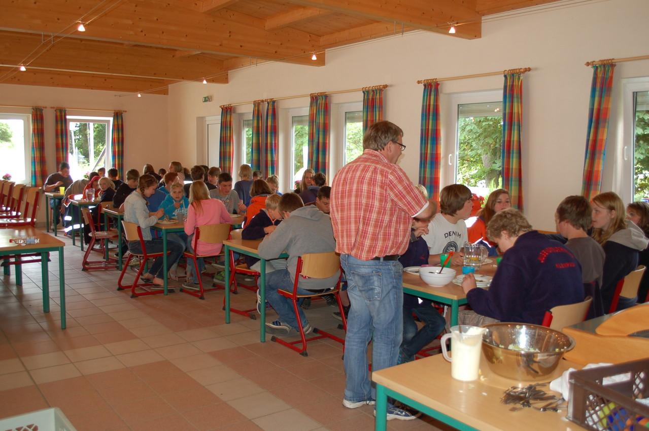 JF-Zeltlager Neukirchen 2013