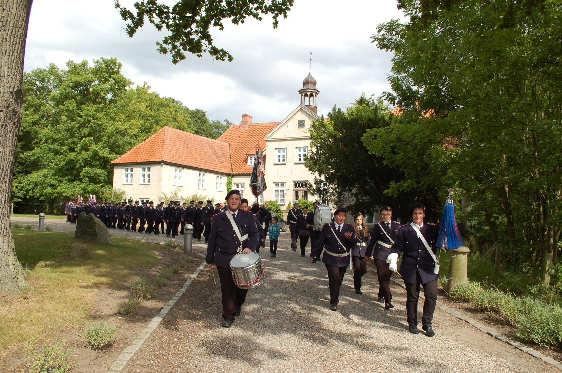 90 Jahre Feuerwehr Rondeshagen, 16.08.2014