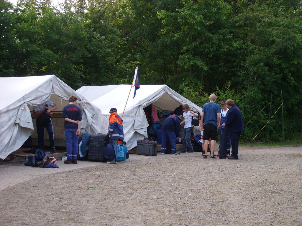 JF-Zeltlager Otterndorf 2012