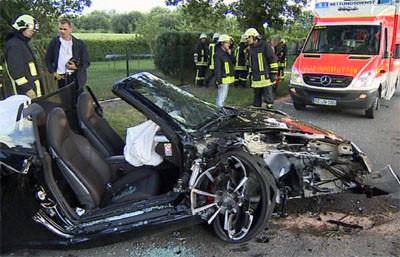 Verkehrsunfall OT Groß Weeden, 26.08.2012