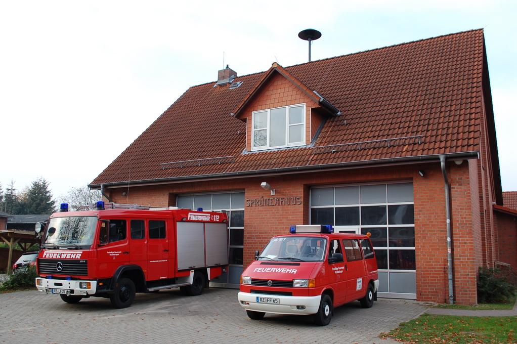 Feuerwehr Rondeshagen
