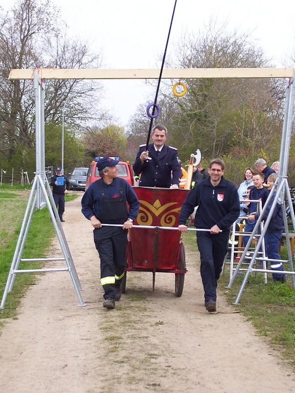 Orientierungsfahrt in Rondeshagen, 2011