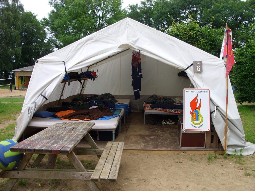 JF-Zeltlager Adlerhorst 2011