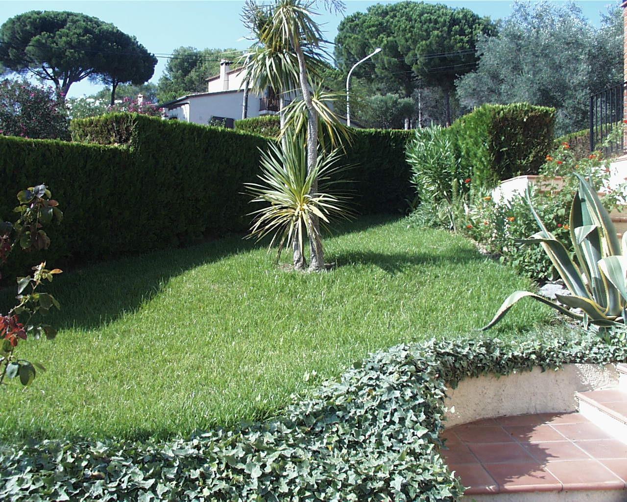 Casasol Garten Ansicht 2
