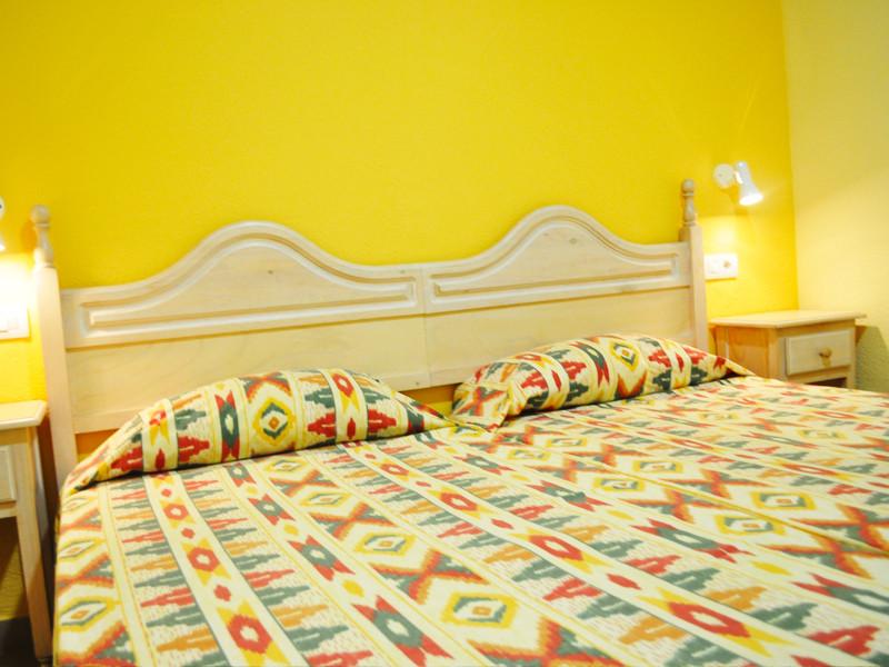 Sahara Beach Club Schlafzimmer