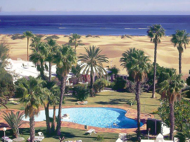 Sahara Beach Club Luftaufnahme2