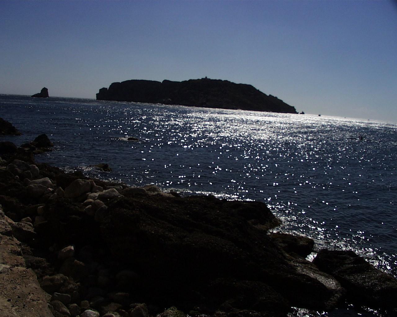 Inseln Medas Ansicht 2