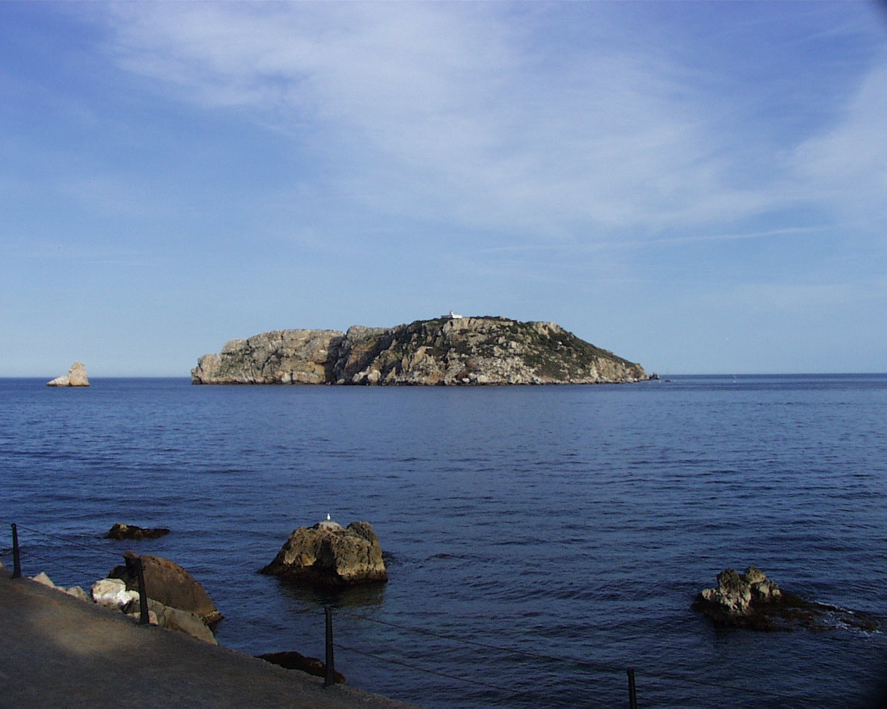 Inseln Medas Ansicht 1