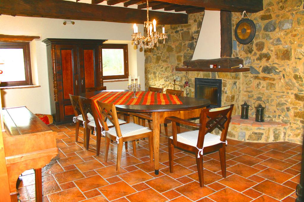 Speisezimmer Tuscany de Luxe