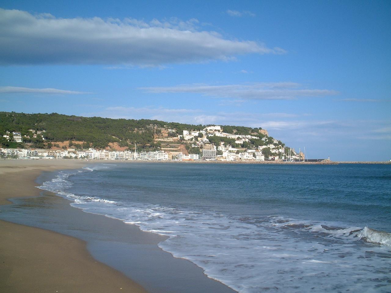 L´Estartit mit Strand