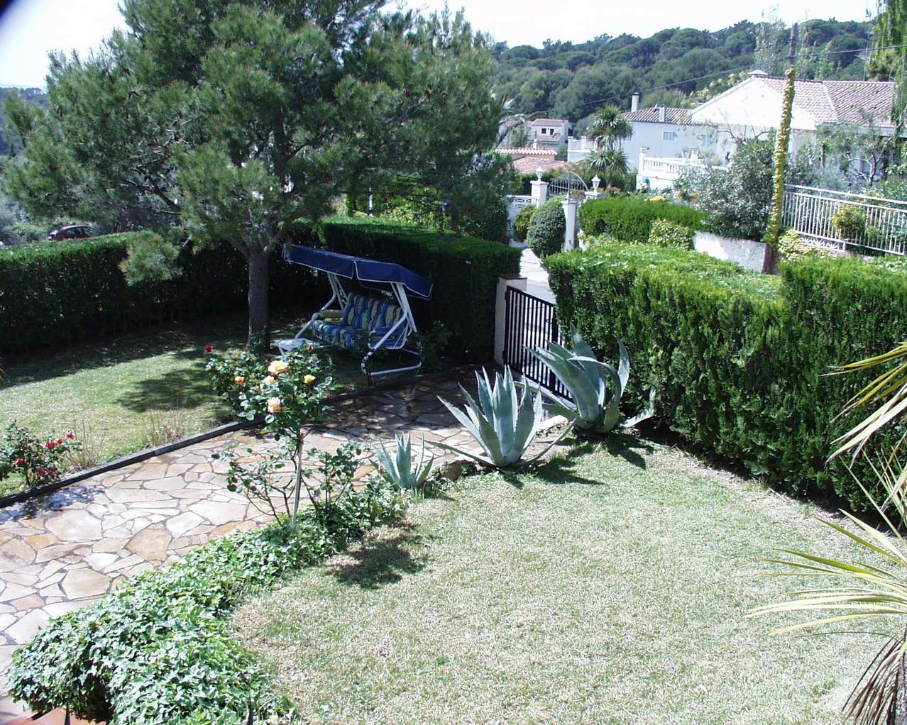 Casasol Garten Ansicht 1
