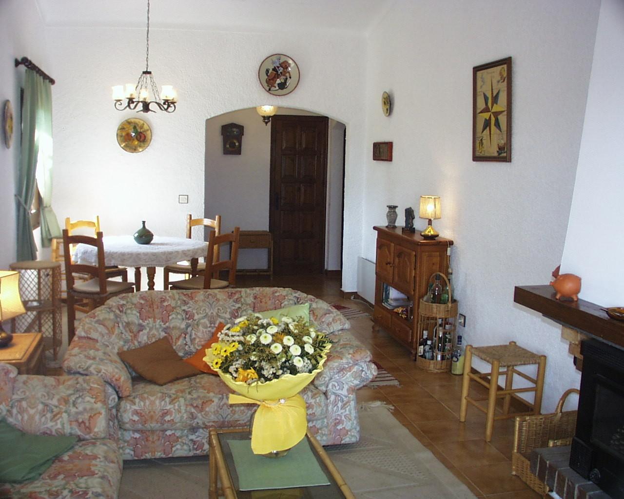 Casasol Wohn- und Essbereich Ansicht 1