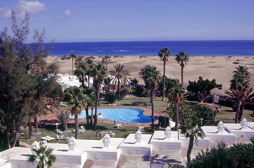 Sahara Beach Club Luftaufnahme1