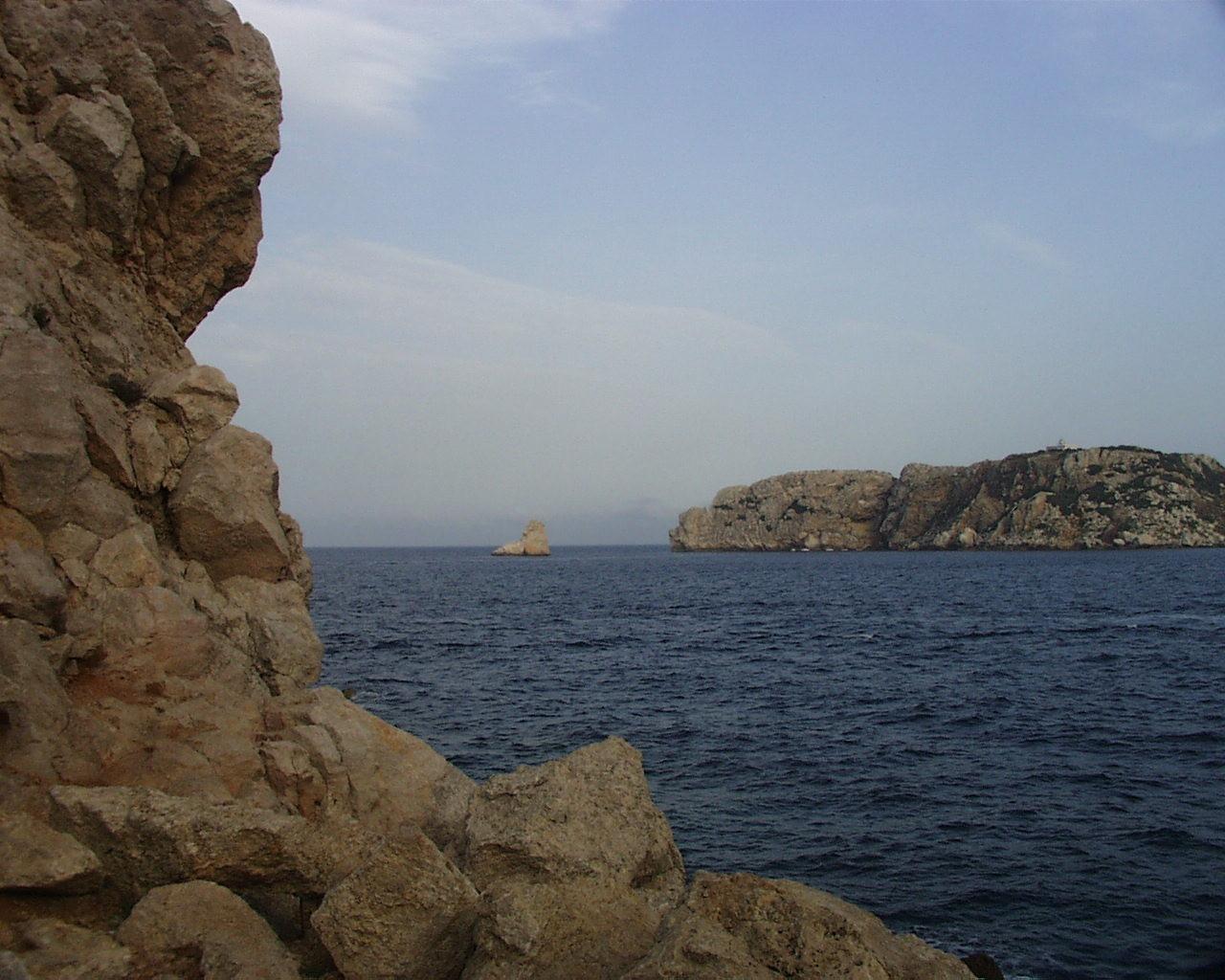 Inseln Medas Ansicht 3