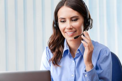 assistance téléphonique pour caisse enregistreuse