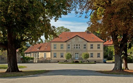 La maison de naissance du philosophe Adolph Knigge à Bredenbeck