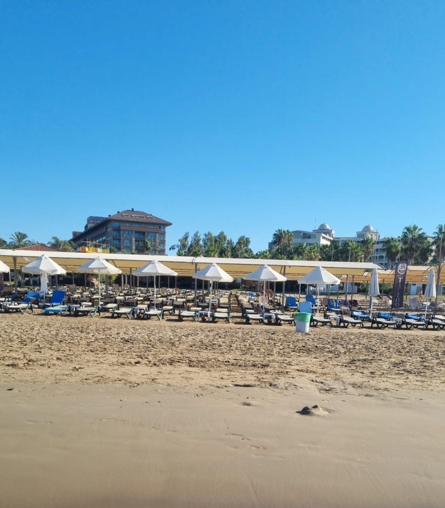 Urlaub unter der türkischen Sonne