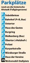 Parkplätze Bad Orb